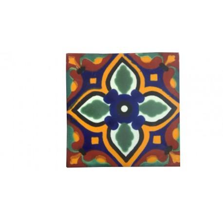 Azulejo Florecitas
