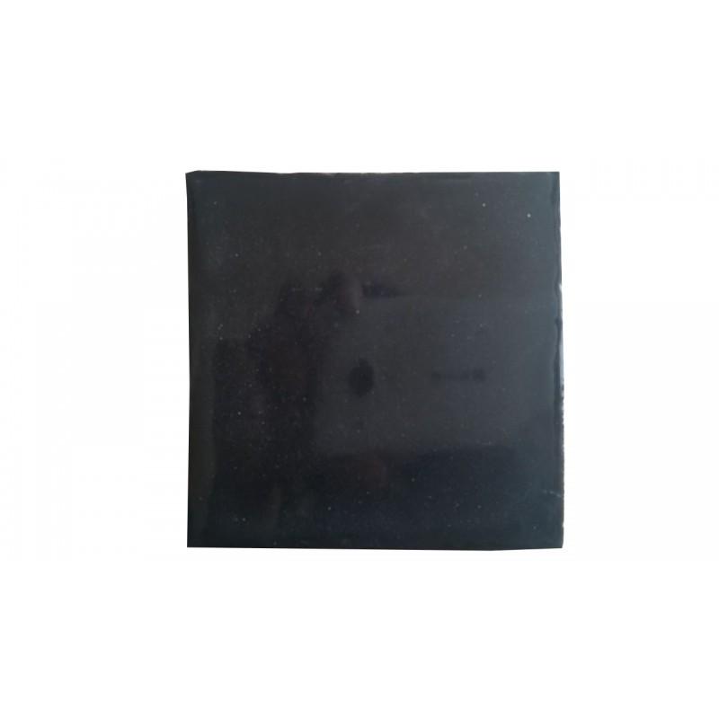 Azulejo negro de talavera m - Azulejo negro ...