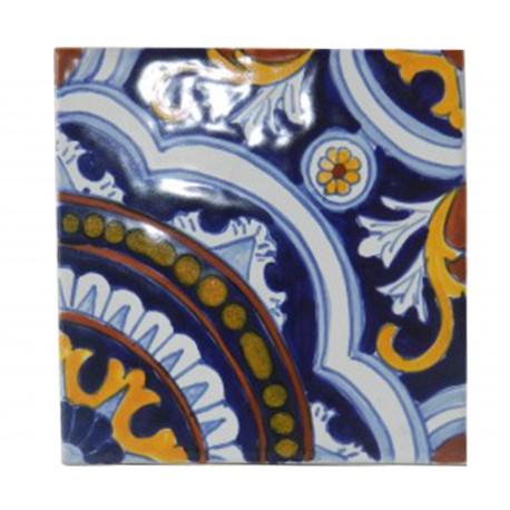 Azulejo de Talavera (clasico 1)