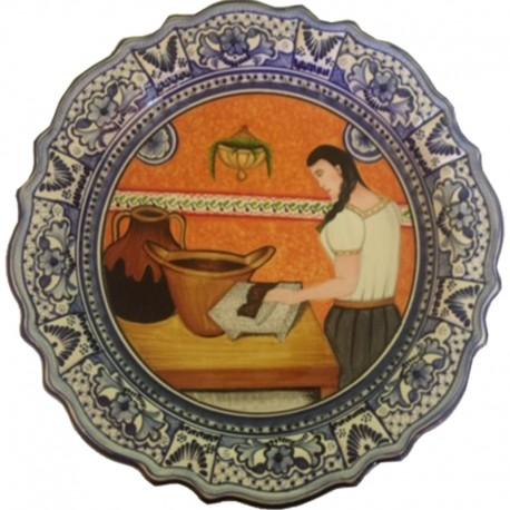 Bodegon de Talavera 25 cm