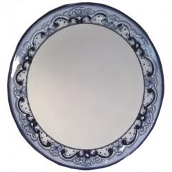 Plato de Talavera 30 cm de diametro