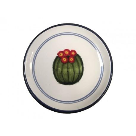 Plato de Talavera 15 cm diametro