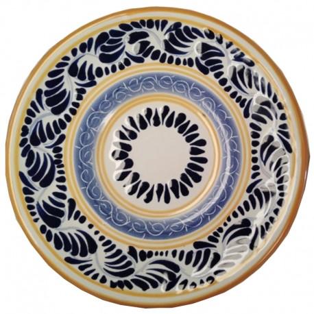 Plato de Talavera 20 cm diametro