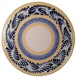 Plato de Talavera 25 cm diametro
