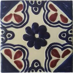 Mosaico de Talavera Cuadro